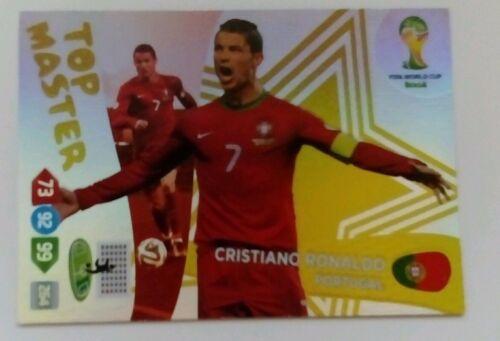 Panini ADRENALYN world cup 2014 Game Changer Top principal o limitado elegir