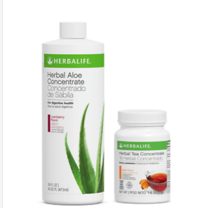 Herbalife Herbal Tea Concentrate Herbal Aloe Concentrat All Flavors Us Seller Ebay