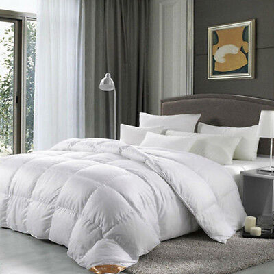 3 Tog Luxury SUMMER COOL Hotel Quality Duvets Quilts in S//D//K//SK Size