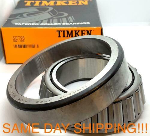 TIMKEN MADE IN USA 3984-3920 Taper Roller Wheel Bearings 66.7x112.7x30.16