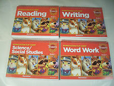 Grade 1 Reading Writing Science Word Work Flip Charts Macmillan LN 114-1B