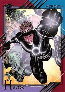 HAVOK-2015-Marvel-Fleer-Retro-Upper-Deck-BASE-Trading-Card-22