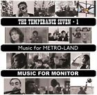 Music for Metro Land/Music for Monitor [Soundtrack] by The Temperance Seven (CD, Mar-2015, 2 Discs, Él)