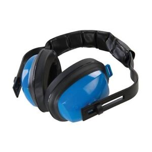 CASQUE-ANTI-BRUIT-COMPACT-SNR-22-dB-leger-souple-IDEAL-broyeur-taillle-haies