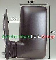 SPECCHIETTO RETROVISORE DX MANUALE B//CORTO IVECO DAILY 2000/>2005