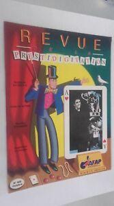 Revista de La Conjuring Dibujada Afap N º 466 Octubre 1994 Tbe