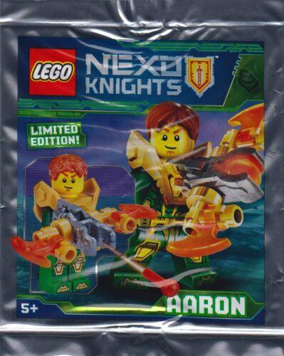 Blue Ocean-LEGO Nexo Knights-Sammelfigur Aaron