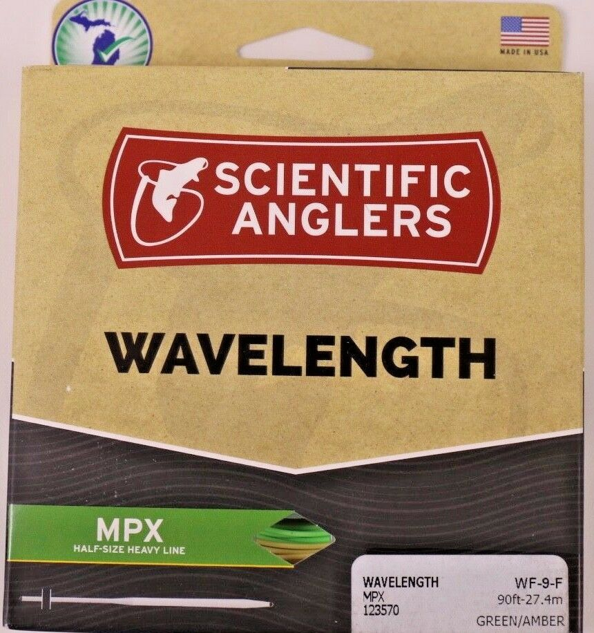 Scientific Anglers Wavelength MPX Fly Line WF9F ON SALE 123570 123570 123570 bb9f9a