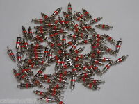 Tpms High Heat Tire Valve Stem Cores / 100 Cores For And Old Cars