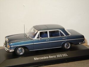 Mercedes-300SEL-6-3-1968-72-Minichamps-1-43-in-Box-35198