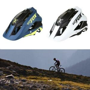 BATFOX-Bicycle-Helmet-Mountain-Bike-One-Piece-Riding-Helmet-Safety-Helmets