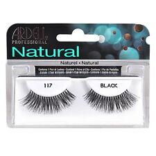 2 Pairs x Ardell Natural Lashes #117 False Eyelashes Fake Lash Eyelash Black