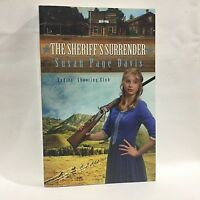The Sheriff's Surrender 1 Ladies Shooting Club Susan Page Davis Free Shipping
