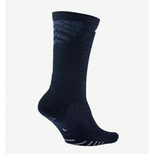 the latest 2ab8e a381f Image is loading Nike-Vapor-Cushioned-Crew-Football-Socks-Style-SX5698-