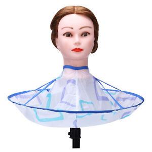 Friseurumhang-Kinder-Haarschneiden-Schirm-Umhang-Faltbar-Haarschneideumhang-HOT