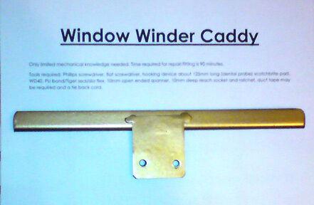 WINDOW CADDY TALBOT EXPRESS, FIAT DUCATO, PEUGEOT J5 & CITROEN C25