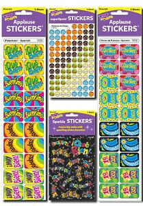 Spanish Reward Stickers Variety Pack - 1032 Stickers - Muy Bien!