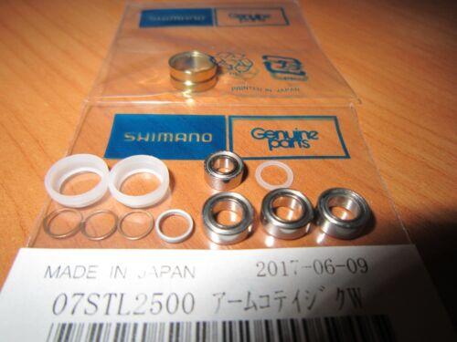 Shimano Stradic 4000 5bb Upgrade Kit Line Roller Handle Knob Worm Shaft Shaft
