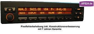 BMW-8er-E38-Pixelfehler-MID-Display-Reparatur