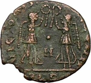 CONSTANS-Constantine-the-Great-son-Ancient-Roman-Coin-VICTORIES-i20435