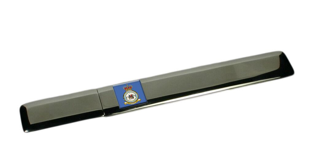 Royal Air Force 5 Fp Wing Gravé Étui Ouvre-Lettre