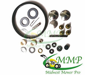 New OEM Tecumseh 632760B Float Style Carburetor Repair Kit