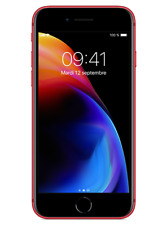 APPLE iPhone 8 64Go Rouge Reconditionné à neuf