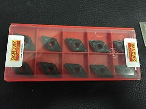 Sandvik DNMG 150612 PR 4215 Wendeplatten Wendeschneidplatten mit rechnung - Remagen, Deutschland - Sandvik DNMG 150612 PR 4215 Wendeplatten Wendeschneidplatten mit rechnung - Remagen, Deutschland