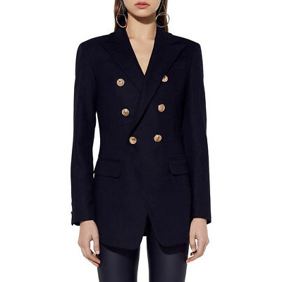 NEW Mossman The Signature Blazer Navy