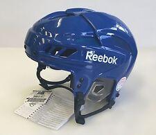 New Reebok 11K VN Olympics Pro Stock/Return royal large L blue ice hockey helmet