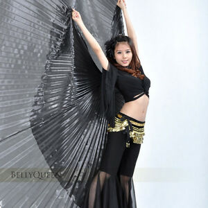 Belly-Dance-Costume-Isis-Wings-12-Solid-colours-360-wings-and-Opening-wings