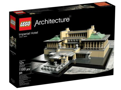 LEGO® Architecture 21017 Imperial Hotel NEU OVP NEW MISB