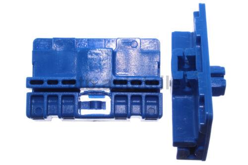 Fensterheber Reparatursatz für Audi A6 4B C5 vorne links NEU