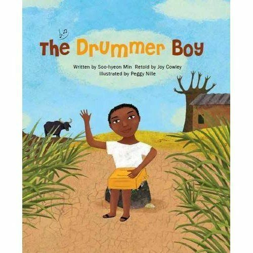 The Drummer Boy: Social Responsibility by Joy Cowley, Soo-Hyeon Min...