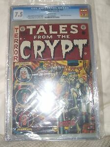 TALES-FROM-THE-CRYPT-33-CGC-7-5-UNIVERSAL-GRADE-ORIGIN-OF-THE-CRYPT-KEEPER