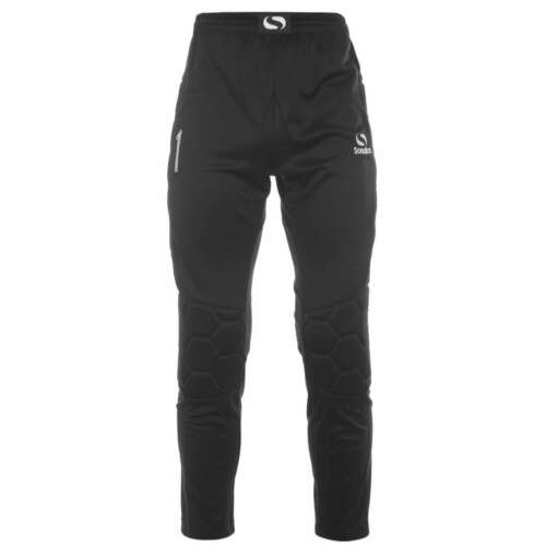Sondico Mens Goalkeeper Pants Trousers Bottoms Elasticated Waist