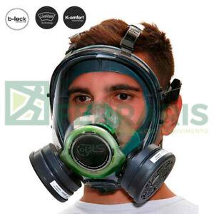 maschera con respiratore