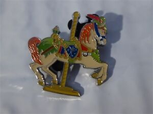 Disney-Trading-Pins-121046-Kingdom-Carousel-Booster-Set-Peter-Pan-Horse-Only
