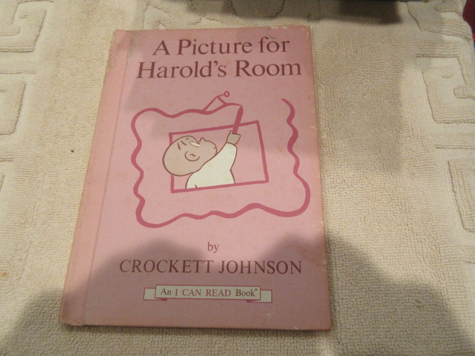 A Picture For Harold's Room - An I Can Read Book , 1960