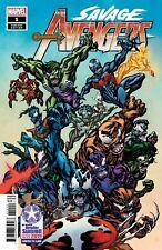 Savage Avengers #1 Variant Set Lot (2019) Marvel Comics