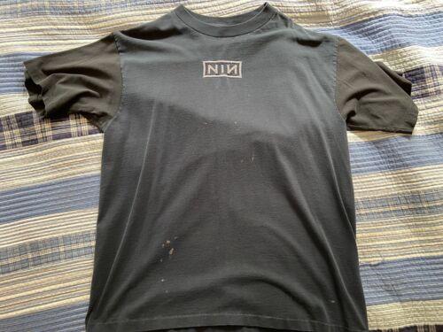 Vintage 1994 Nine Inch Nails NIN Downward Spiral B