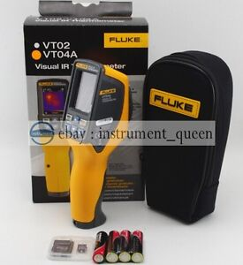NEW-Fluke-VT04A-Visual-IR-Thermometer-Infrared-Thermal-Camera-NEW