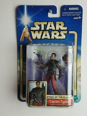Star Wars Saga AOTC buy 2 get 1 free Figure han solo endor raid a35 t3