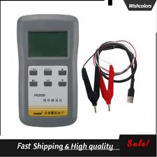 Yr2050 Milliohm Meter High Precision Handheld Dc Micro Ohm Meter Low Resistance