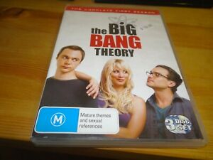 THE-BIG-BANG-THEORY-THE-COMPLETE-FIRST-SEASON-1-ONE-DVD-BARGAIN