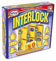 Interlock Brainteaser Puzzle From Popular Playthings - / Sealed