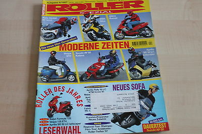 Suzuki Ay 50 Katana Vespa Et2 Gilera Runner Roller 04/1997 152221