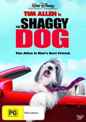 1 of 1 - The Shaggy Dog (DVD, 2006)