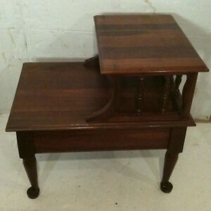 Not Antique.c11pix Large Regency Solid Cherry Valocal Pickup.make Offer Ideal Gift For All Occasions Stand