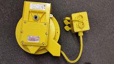 Industrial Grade Daniel Woodhead Electrical Cord Wall Mount Storage Reel